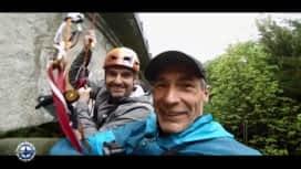 Cap Horn : Première rencontre avec Mike Horn, première descente en rappel !