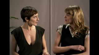 Saison 1 Episode 1 : Pouf / Entretien d'embauche / Running Pouf