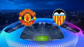 Champions League : 02/10 : Manchester United - Valence