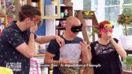 Le meilleur pâtissier : La Roxane Box: la dégustation à l'aveugle spéciale Angleterre