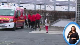 À la découverte des jeunes sapeurs-pompiers de Paris