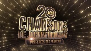 Les 20 chansons de Johnny préférées des Français