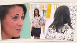 Les reines du shopping : Chahra défile pour être sexy avec une jupe en cuir