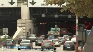 Alerte accidents : en immersion sur les routes d'Île-de-France