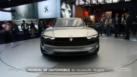 Turbo : Mondial de l'automobile 2018 : les nouveautés Peugeot