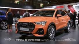 Turbo : Mondial de l'automobile 2018 : les nouveautés Audi