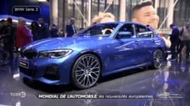 Turbo : Mondial de l'automobile 2018 : les européennes