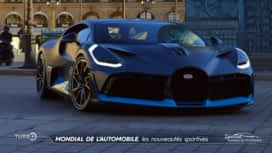 Turbo : Mondial de l'automobile 2018 : les sportives