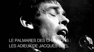 Le Palmarès des chansons : les adieux de Jacques B