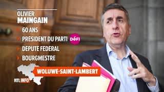 Olivier Maingain (DéFI)