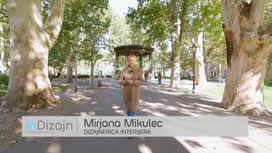InDizajn s Mirjanom Mikulec : Epizoda 1 / Sezona 14