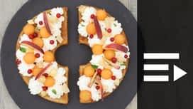 Le meilleur pâtissier : L'épreuve du classique revisité : la tarte aux fruits