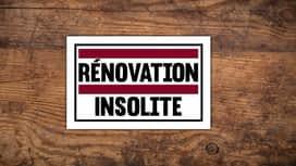 Rénovation insolite en replay