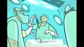 Robotboy : Episode 81 - Magie à l'infirmerie
