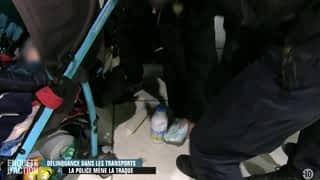 Enquête d'Action : Délinquance dans les transports : la police mène la traque (1/2)
