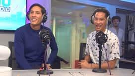 Party Fun : Kimotion en interview sur Fun Radio