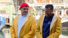 La meilleure boulangerie de France : Le bonnet de Bruno Cormerais provoque un fou rire chez Norbert Tarayre