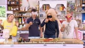 Le meilleur pâtissier : La Roxane Box: dégustation à l'aveugle spéciale enfance