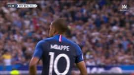 Ligue des Nations : Nouvelle frappe de Kylian Mbappé (51') (0-1)