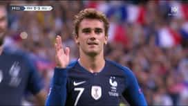Ligue des Nations : Le doublé pour Antoine Griezmann ! (79') (2-1)