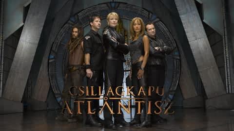 Csillagkapu - Atlantisz en replay