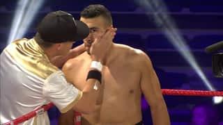 Boxe : Bilal Laggoune VS Tamas Lodi