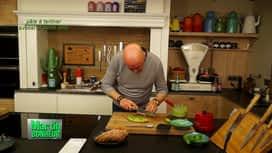 Martin Bonheur : Pâte à tartiner avocat / petits pois