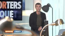 Reporters : Trafic de médicaments