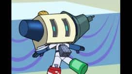 Robotboy : Episode 64 - Vas-y mollo