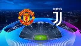 Champions League : 23/10 : Manchester United - Juventus