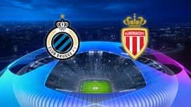 Champions League : 24/10 : FC Bruges - Monaco