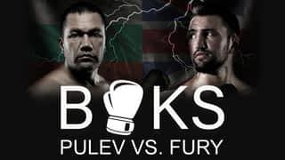 Boks: Pulev vs. Fury