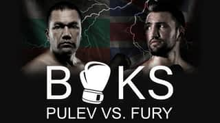 Boks: Pulev vs. Fury