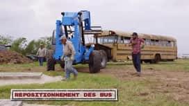 Rénovation insolite : Double bus