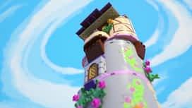 LEGO Disney Princesses : Raiponce enfermée dans sa tour