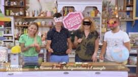 Le meilleur pâtissier : La Roxane Box: dégustation à l'aveugle d'un tour du monde sucré