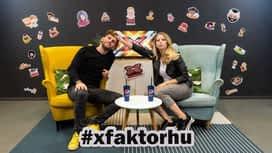 X-Faktor : X-Stage Szabó Zsófival és ÉNB Lalival (4. rész) – Tökkelütött X-Trükkök