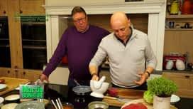 Martin Bonheur : Steack au poivre avec Christian De Paepe