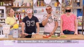 Le meilleur pâtissier : La Roxane Box: des saveurs aphrodisiaques dégustées à l'aveugle