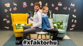 X-Faktor : X-Stage Szabó Zsófival és ÉNB Lalival (5. rész) – Felszínre törtek az X-Érzelmek