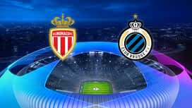 Champions League : 06/11 : Monaco - FC Bruges