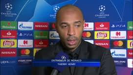 Champions League : 06/11 : Thierry Henry (Monaco)