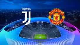Champions League : 07/11 : CL Juventus - Manchester United