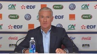 Liste des 23 de Didier Deschamps avant Pays-Bas-France et France-Uruguay