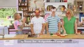Le meilleur pâtissier : La Roxane Box : dernière dégustation à l'aveugle spéciale fête foraine
