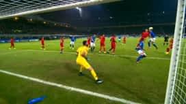 Ligue des Nations : Italie - Portugal (36') : occasion de Bonucci (0-0)