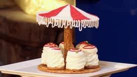 Le meilleur pâtissier : Le Dansk Tivoli Karussel de Mercotte