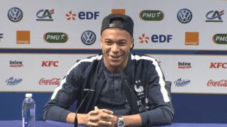 """Kylian Mbappé : """"Je suis un peu dissipé"""""""