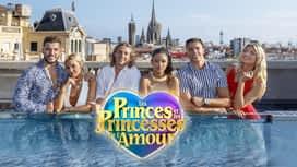 Les princes et les princesses de l'amour en replay