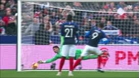Equipe de France : But sur penalty d'Olivier Giroud (51') (1-0)